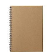 植林木不易透页双环笔记本 A5 48枚 7mm横格 / 米色