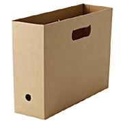 一按可成型纸板文件盒 5枚组 A4用 約100×316×246mm