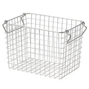 18-8不锈钢 钢丝篮1 / 约宽26×长18×高18cm