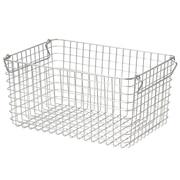 18-8不锈钢 钢丝篮4 / 约宽37×长26×高18cm