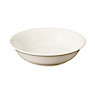 米色瓷钵 小 约直径15×高3.5cm / 本白色
