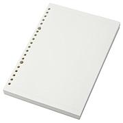 植林木不易透页活页纸 A5/6mm横线/200张