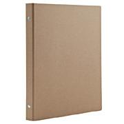 再生纸活页夹 B5 26孔 / 米色