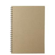 再生纸笔记本(付日程表) A5