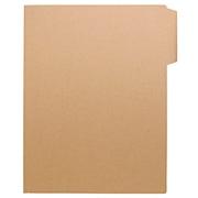再生纸架 A4用 5枚入 / 黄土颜色