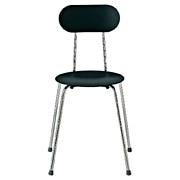 钢制椅子 48×50×82(座面高46)cm / 深灰色