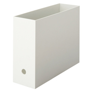 PP文件箱标准型 A4用 / 灰白色