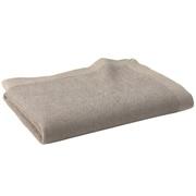 印度棉蜂窝纹多用布/米色