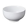 白瓷碗 白色Φ13.4×7.2cm