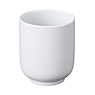 白瓷长茶碗 白色230ml