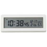 电子钟(附带大声闹钟功能) 座钟/白色