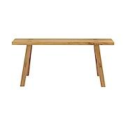 实木长凳・橡木・大 / 宽100×深30×高44cm