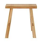 实木长凳・橡木・小 / 宽45×深30×高44cm