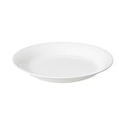 骨瓷 餐盘 约直径17×高2.5cm