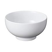 白瓷碗 大 约直径16×高8.5cm
