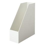 聚丙烯 立式文件盒  约宽10×深27.6×高31.8mm