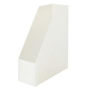 聚丙烯 文件盒 标准型 宽型 A4用 约宽10×深27.6×高31.8mm
