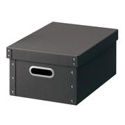 硬质纸盒 附盖 深型 25.5×36×16cm