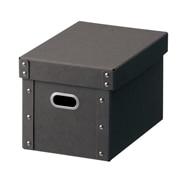 硬质纸盒 附盖 深型 18×25.5×16cm