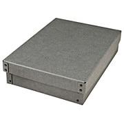 硬质纸盒 附盖 浅型 25.5×36×8cm