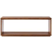 胡桃木餐桌长凳 / 宽120×深37.5×高44cm