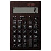 电子计算器 12位 / 黑色