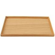 木製 方型托盘 约宽35x深26x高2cm