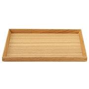 木製 方型托盘 约宽27x深19x高2cm