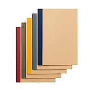 原浆纸笔记本5册组 B5