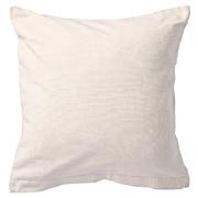 印度棉手织靠垫套 43×43cm用 / 生成色
