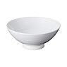 白瓷茶碗 特大 13.5×H5.5cm / 白色