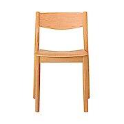 橡木休息室用椅子 / 49×47.5×75.5cm