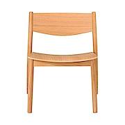橡木休息室用椅子 / 59.8×62×68.5cm