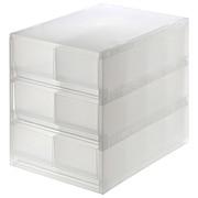 PP储物箱 6个抽屉 26×37×32.5cm