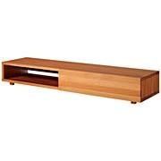 橡木材实木电视柜/带门 180×47×27cm