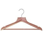 红雪松超薄衣架 3个一组 约宽41cm