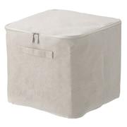 棉麻涤沦软盒 附盖 L 约宽35×深35×高32cm / 生成