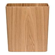 水曲柳垃圾箱 长方形 28.5×15.5×30.5cm