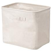 聚酯纤维棉麻混纺软盒 长方形 37×26×34cm