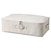 聚酯纤维棉麻混纺软盒 衣物用 59×39×18cm