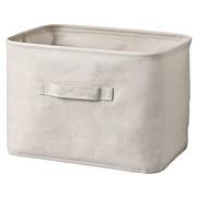 聚酯纤维棉麻混纺软盒 中 37×26×26cm