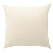 落棉混纺坐垫 55×59cm用 / 白色