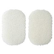 聚丙烯带盖肥皂盒/大/替换海绵