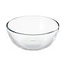 玻璃碗 中 约直径17cm