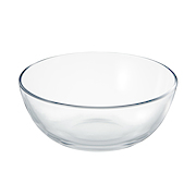 玻璃碗 / 小 / 约直径12.5cm