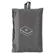 滑翔伞梭织布可折叠旅行用收纳包 中 约26×40×10cm / 灰色