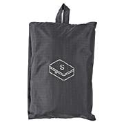 滑翔伞梭织布可折叠旅行用收纳包 小 约20×26×10cm / 藏青色