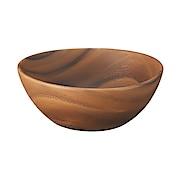 木制 钵 约直径24×高9cm