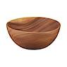 木制 钵 约直径20×高8cm