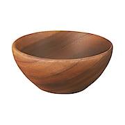 木制 钵 约直径16×高7cm